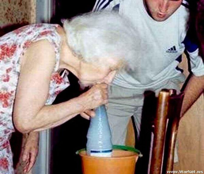 Фото ххх бабушки