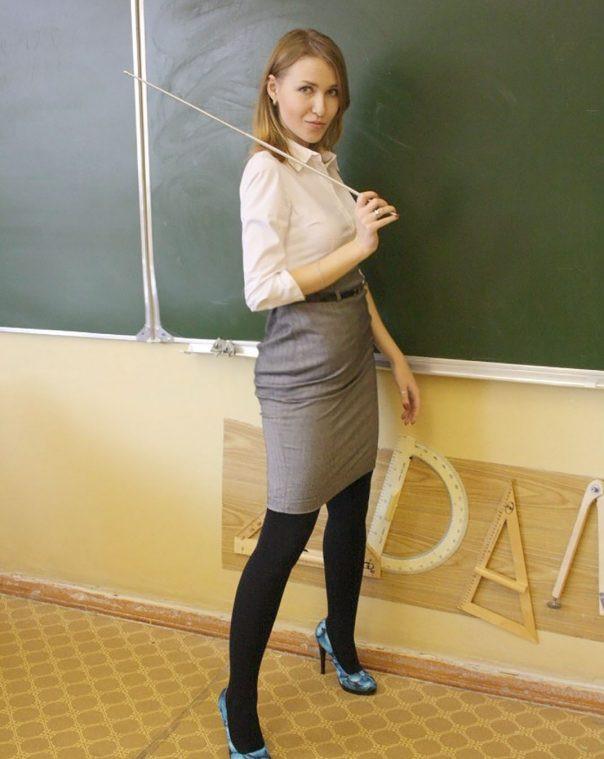 русские училки фото